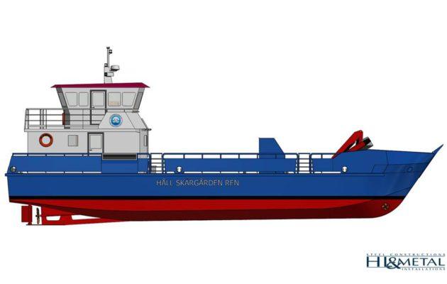PSS:lle uusi huoltoalus Saaristomerelle