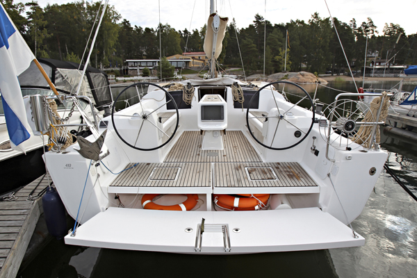 Dufour Grand'Large 410