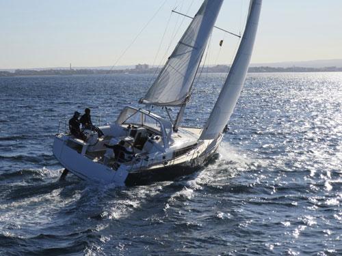 Palapelipursi Beneteau Oceanis 38