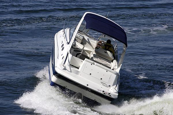 Vene esittelee: Glastron GS 289 Sport Cruiser