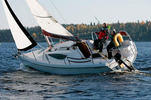 Maxus 24 – aloitusvene hintatietoiselle
