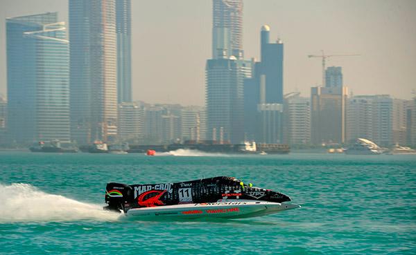 Seliö/Abu Dhabi