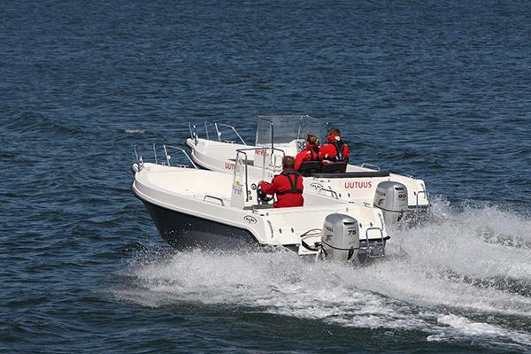 Sea Star 20 CC ja RS 20 Isältä pojalle -potentiaalia