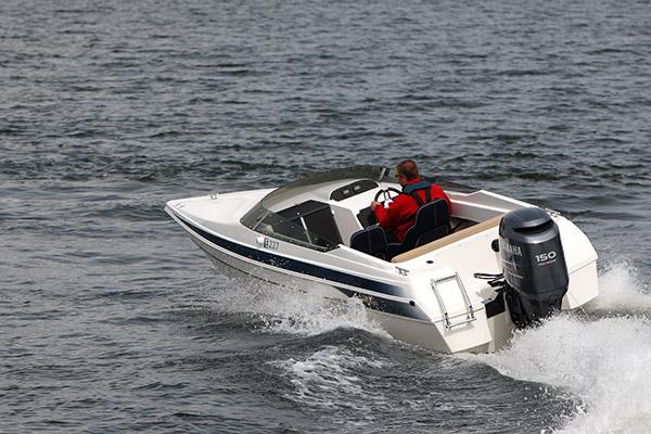 Yamarin 600 Big Ride – yksinkertaisesti nopea
