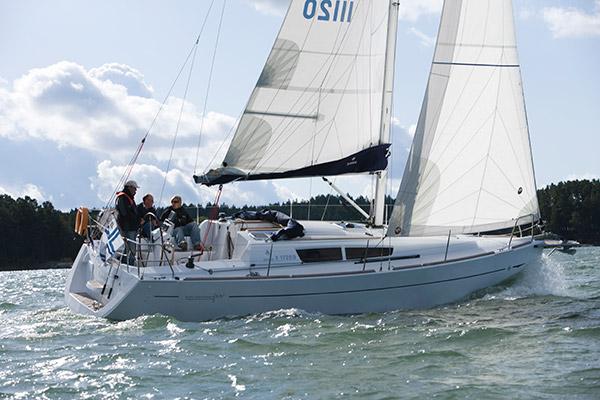Sun Odyssey 33i Performance Venelehti Fi