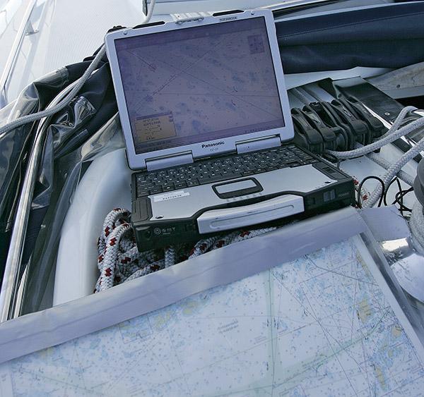 Tiukka navigointikamppailu: Pc-navigointiohjelmat Noveltec Admiral Max Pro ja Uusi Loisto