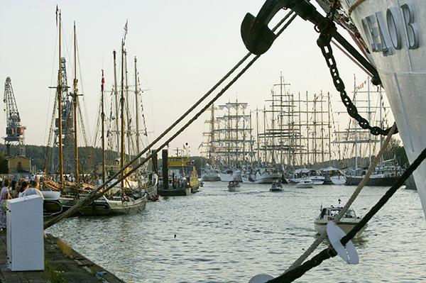 Kuva: Tall Ships' Races Turku 2009