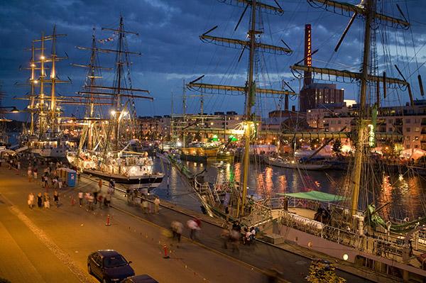 Kuva: Tall Ships' Race Turku