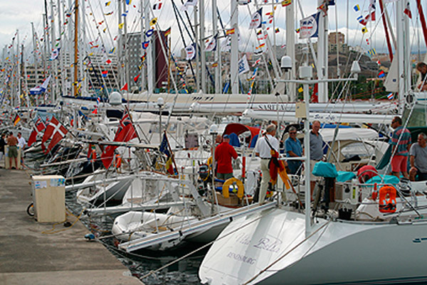 Photo: World Cruising Club