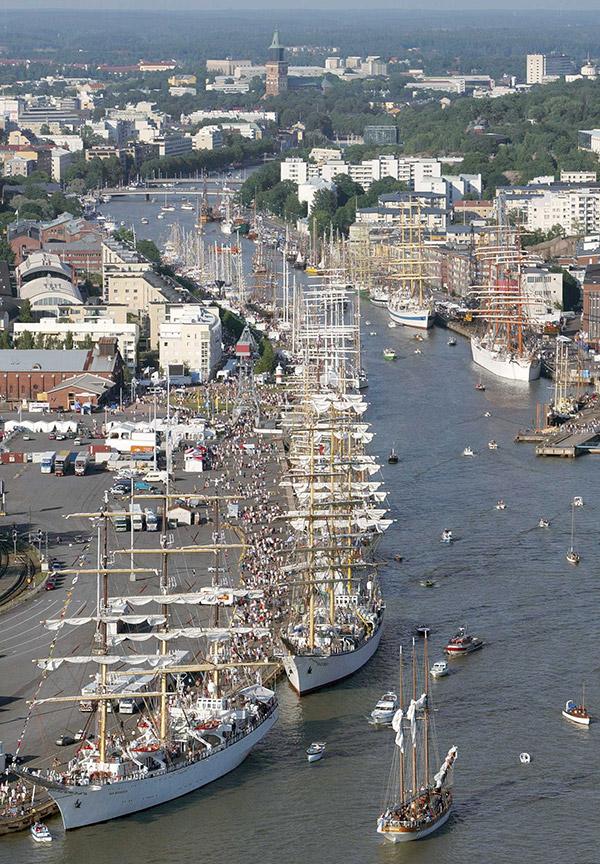 Kuva: Tall Ships' Races Turku