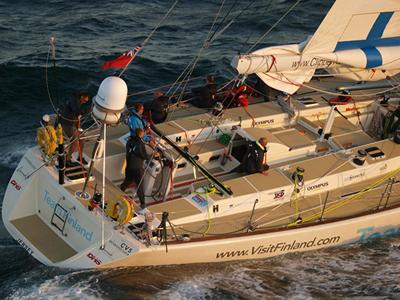 Clipper Race 29. marraskuuta 2009