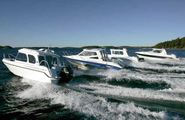 Sea Star 660, Silver Eagle Cabin 650, TG-6500, Bella 652