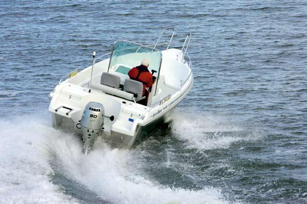 Sea Boy 630 R