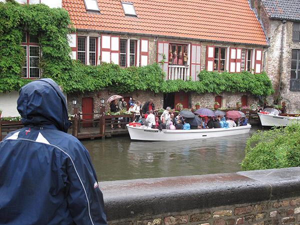 Bruggessa veneajelula