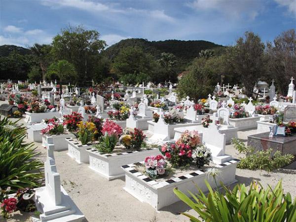 St. Bartsin hautausmaa