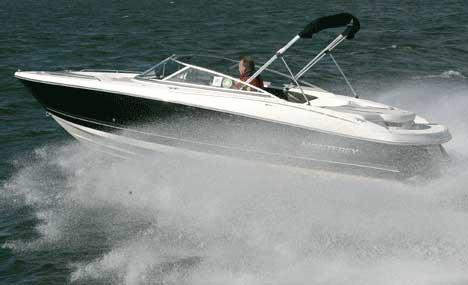 Monterey 214 FS Bowrider