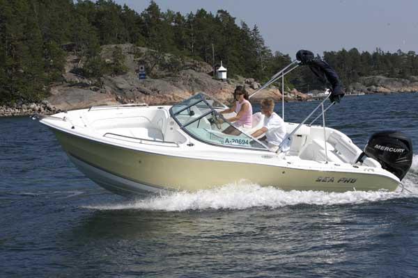 Sea Pro 206 DC