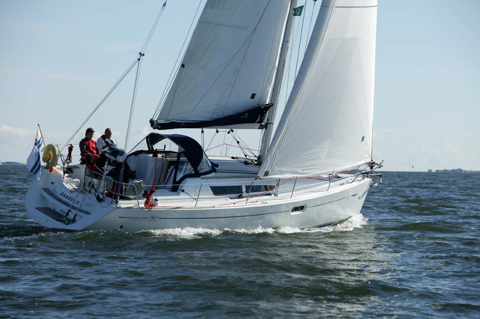Sun Odyssey 36i Performance