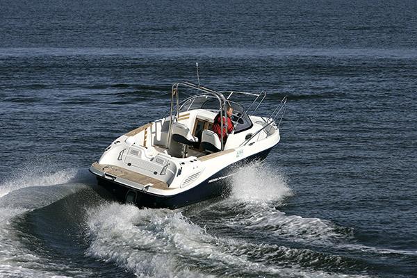 Tresfjord 240 Adriatic