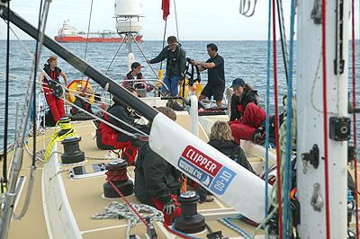 Clipper Race 30. elokuuta 2009