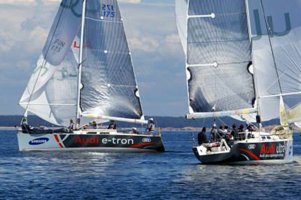 Audi X Sail Racing Team