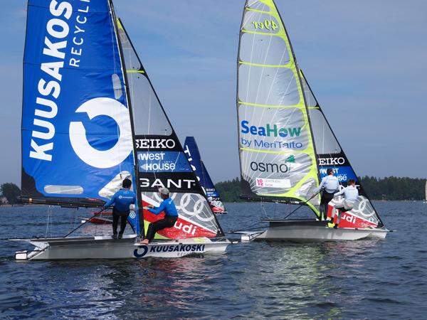 Grand Prix Sailing