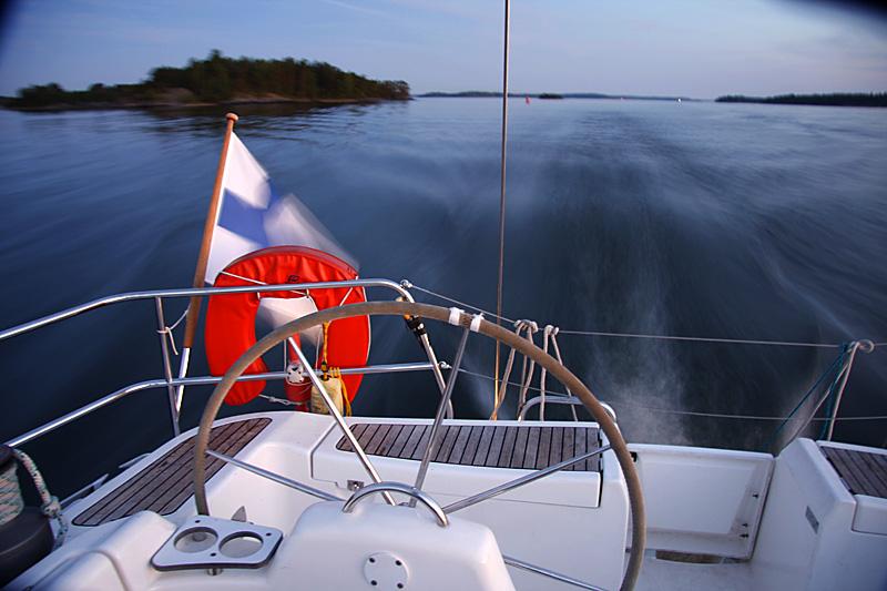 Kokoustila 201: Siltanen kertoo ensimmäisen purjeveneen hankinnasta 13.2.