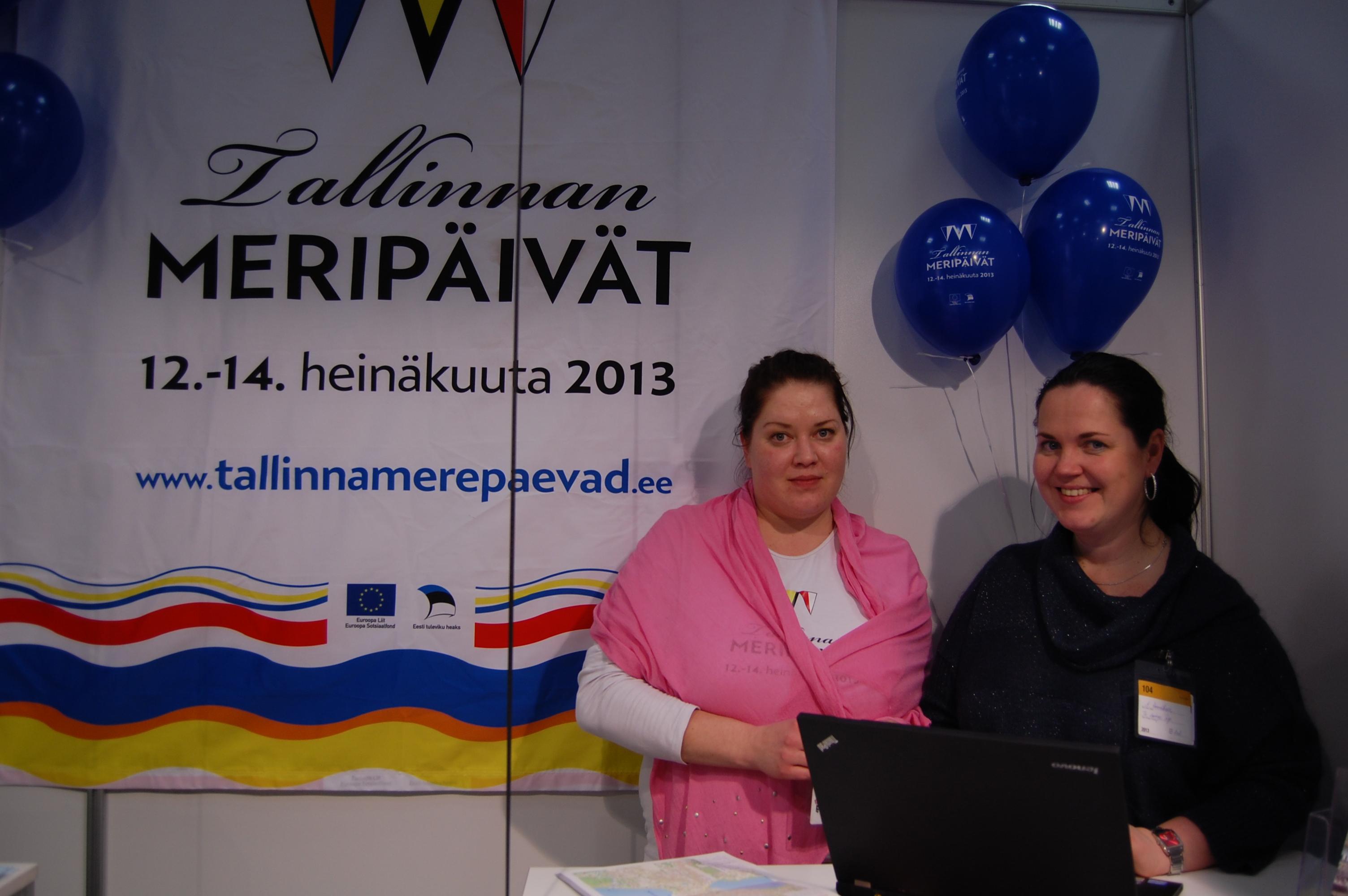 Osasto 1e2: Meripäivät Tallinnassa heinäkuussa