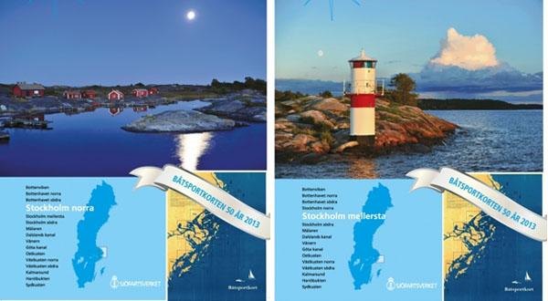 Ruotsin merikarttasarjat