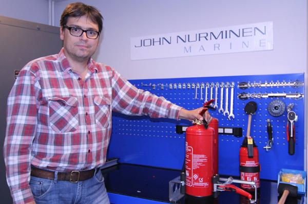 John Nurminen Marine