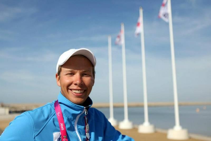 Suomen Paralympialaisjoukkue