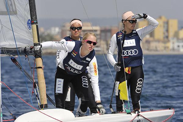 Silja Lehtinen, Silja Kanerva ja Mikaela Wulff