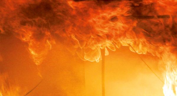 Merimiestaito: Tulipalossa on vain vähän aikaa toimia