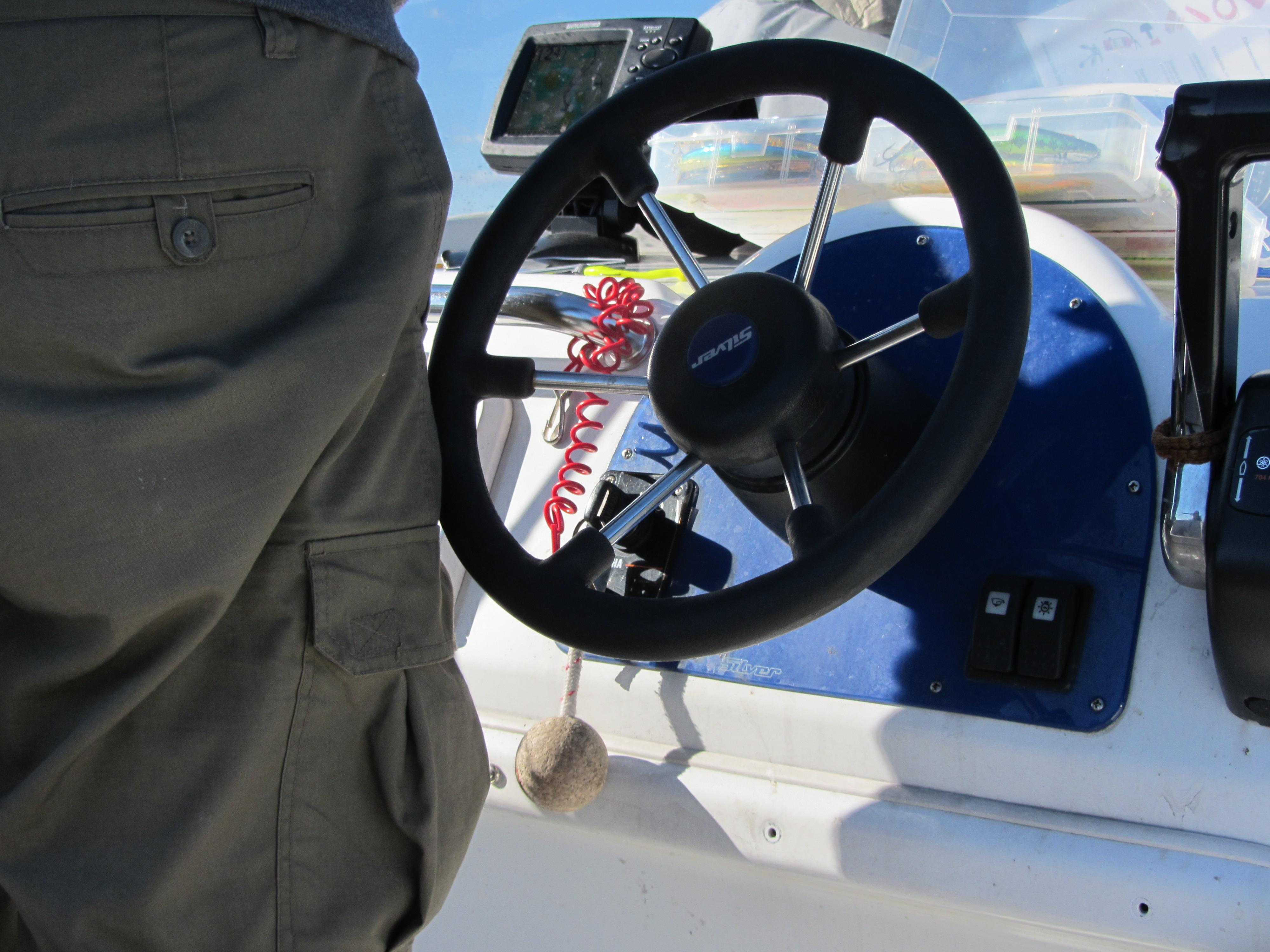 Merimiestaito: Ohjaus ja hallinta tutuksi kaikille