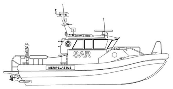 Hahmotelma uudesta PV3-luokan veneestä antaa viitteitä siitä, millainen lopputulos tulee olemaan.