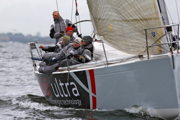 Audi X Sail Racing Team