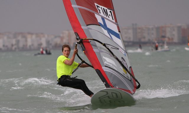 Rory Ramsden/RS:X World Windsurfing Championships
