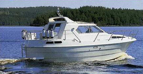 Vanha Ensiapulaukku : Lady cruiser tarjoaa muhkeat tilat kohtuuhinnalla