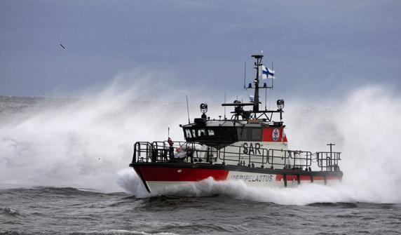 Veneellä Venäjälle turvallisesti