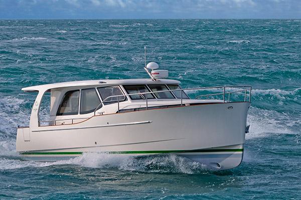 Greenline 33 pelastaa matkaveneilyn