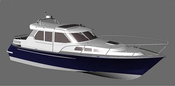 Albatross 35, erilainen uutuus Piikkiöstä