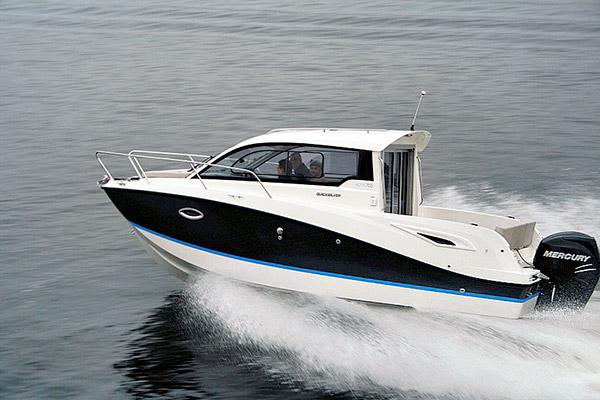 Kiinnostava Quicksilver Activ 705 Cruiser