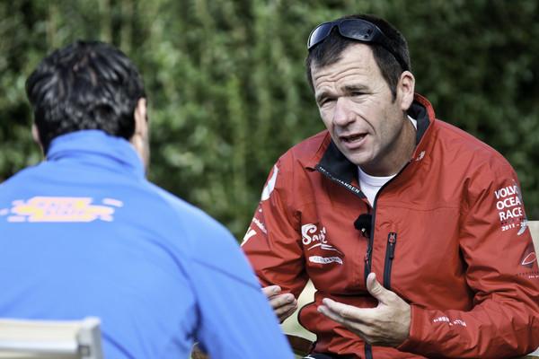 TIM STONTON/Volvo Ocean Race