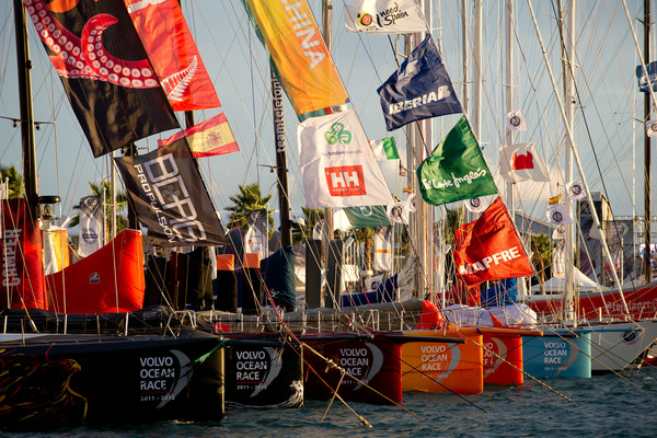 Paul Todd/Volvo Ocean Race