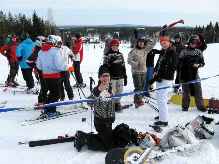 SkiYachting Tahko 2011