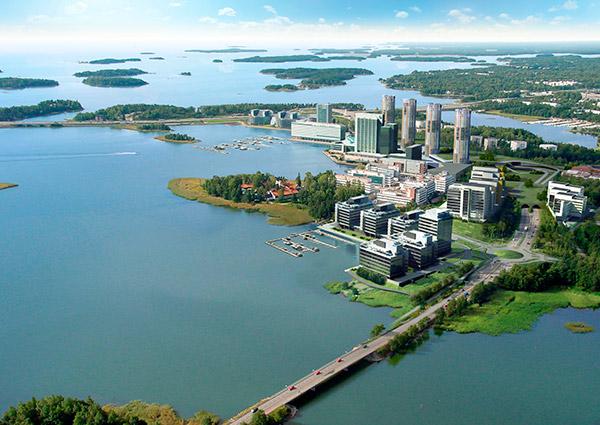 Marinetek New Port Keilaniemi ja Kalanokka