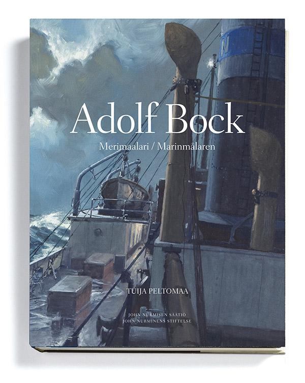Adolf Bock - Merimaalari/Marinmålaren