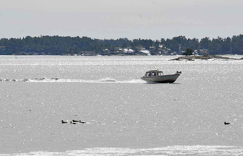 Keväällä moni käytetty vene vaihtaa omistajaa