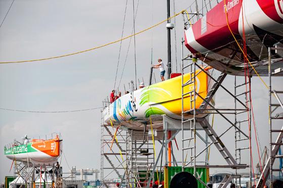 Volvo Ocean Race 2011-2012