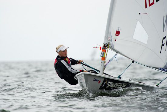 Ida Voutilainen (Open Europeans 2011)